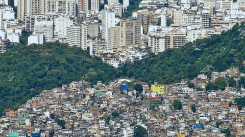 Inequality in the modern world