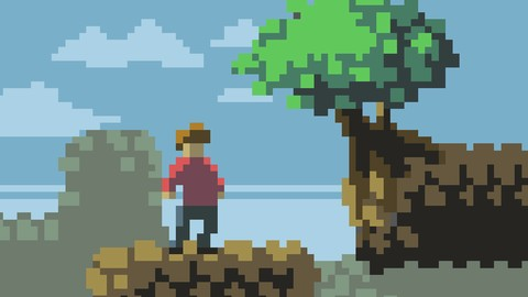 Netcurso-learn-to-create-pixel-art-for-your-game