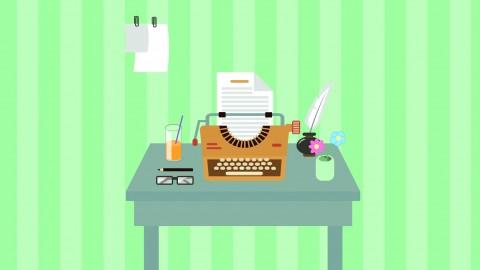 Netcurso-creative-writing-writers-block-workbook-volume-1-month-1