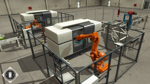 Factory Automation using PLC Logics*