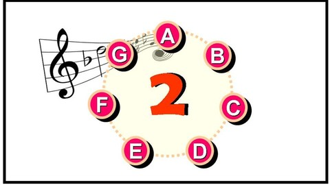 2 Read Music Notes Fast: Read 22 Music Notes in 7 Days