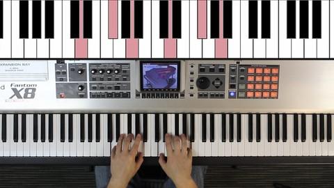 The Complete Piano Course - Master The Piano - Resonance School of Music