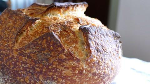 #1 Sourdough Bread Baking 101