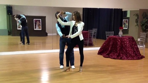Learn How 2 Dance - Salsa (Intermediate)