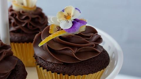 Prepara deliciosos Cupcakes