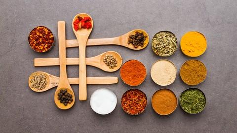 Herbalism: : Medicinal Kitchen Herbs/Spices [Certificate]