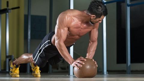 High Intensity Medicine Ball Training for Fat Loss