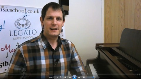 Piano Lessons for Beginners: Play the Piano AND Read Music!