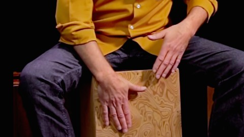 How To Play The Cajon: For Beginners - Resonance School of Music