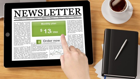 Complete Subscription Newsletter Business