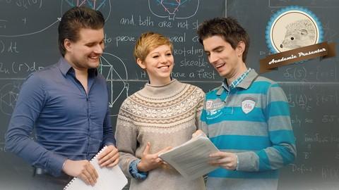 Netcurso-academic-presenter