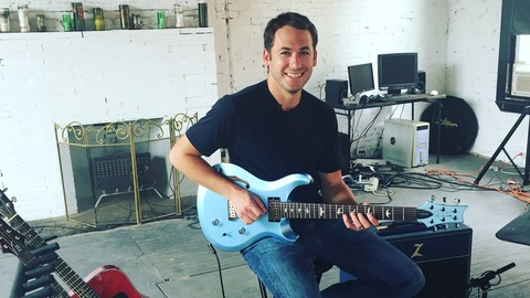 The Total Beginner's Guitar Course