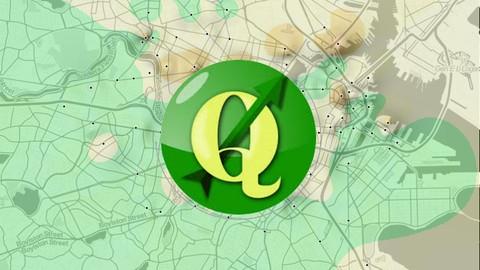Aprende QGIS desde cero. Un SIG de código libre.