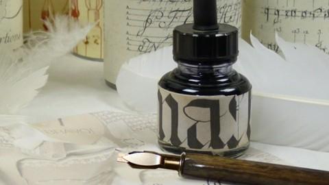 Netcurso-calligraphy-the-basics