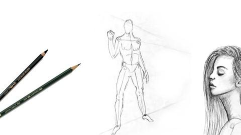 Netcurso-figuren-zeichnen-lernen