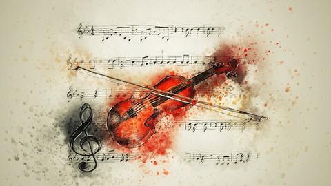 theVIOLINcode | Beginner Violin Lessons | Units 1 - 5 Bundle - Resonance School of Music