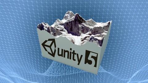 Crea tu terreno con un Heightmap en Unity 3D