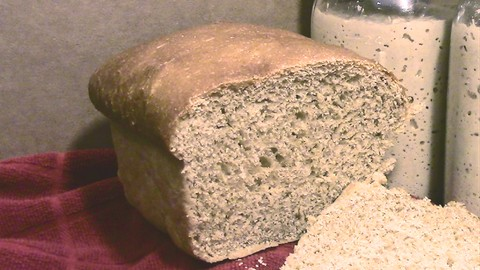 Learn how to Bake using Natural Yeast!
