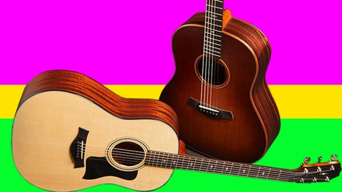 BEGINNER GUITAR CHORDS Course - How to Play Guitar Chords