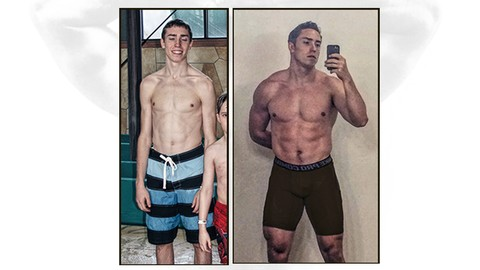 Learn How I Transformed My Body In Just 1 Hour