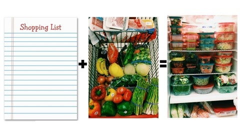 Meal Planning and Food Prep for Real Life
