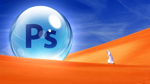 Learning Photoshop CC 2014 in Egyptian Arabic