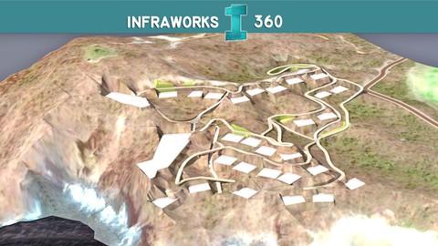 BIM para Contexto, Caminos, y Plataformas en Infraworks 360
