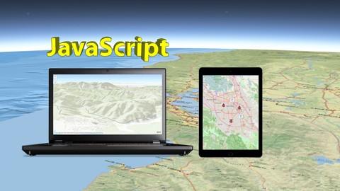 Netcurso-start-web-development-with-gis-map-in-javascript