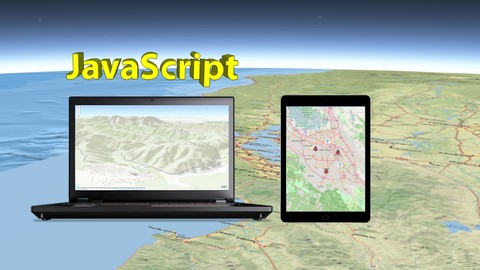 Start Web Development with GIS Map in JavaScript