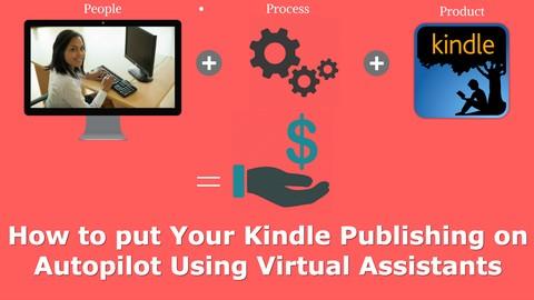 Netcurso-amazon-kindle-ebook-publishing-using-a-virtual-assistant