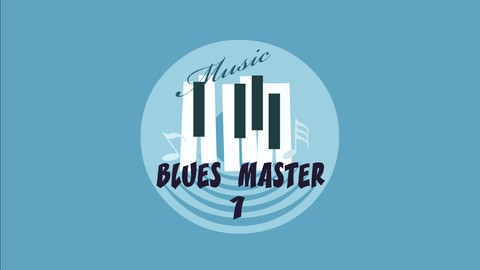 Blues Master - Beginner's Techniques Piano Course - Resonance School of Music