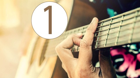 Classical Guitar Course for Adults Level 1