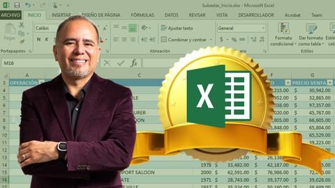 Microsoft Excel: Curso para la Certificación Oficial 77-420