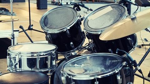 Drum Lessons For Beginners - Resonance School of Music