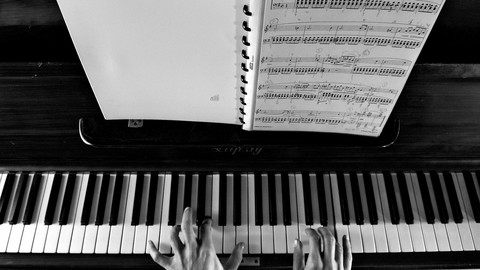 Free Piano Tutorial - Aprendiendo Piano: Ejercicios de calentamiento