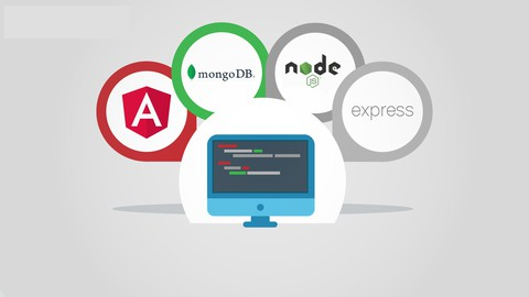 Angular & NodeJS - The MEAN Stack Guide [2021 Edition]