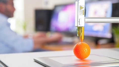 3D Printing from Zero to Hero in Blender 2.9x - 3D Design