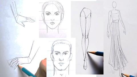 Basic Fashion Illustration