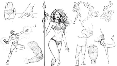 How to Improve Your Figure Drawing - Step by Step