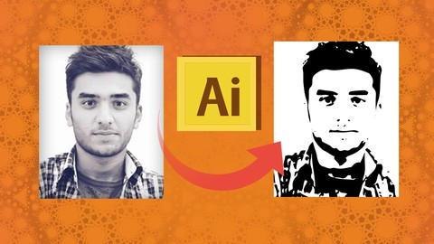 Netcurso-convert-image-to-vector-in-adobe-illustrator