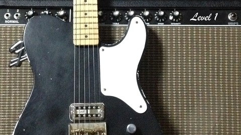 CAGED Pentatonic System for Guitar - Level 1
