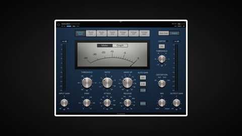 Music Production - Learn the Compressor Effect