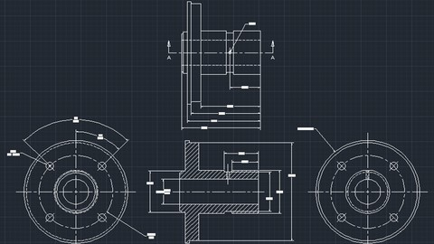 2D Industrial Design with Cad*