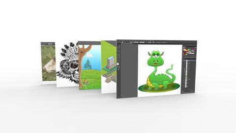 Netcurso-illustrator-cc-2016-power-workshops-deutsch
