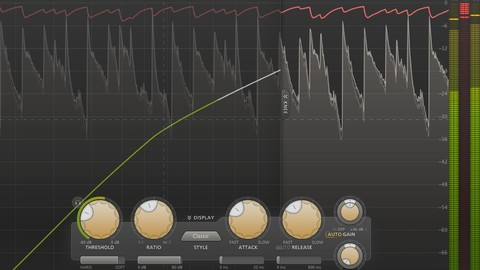 Mixing with FabFilter: Compression with FabFilter Pro-C2