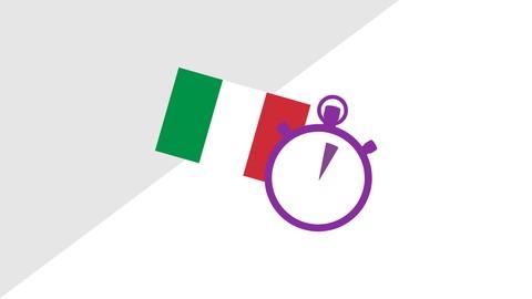 3 Minute Italian - Free taster course | Beginner lessons