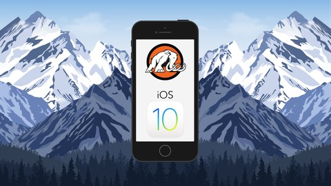 The Ultimate iOS 10, Xcode 8 Developer course. Build 30 apps