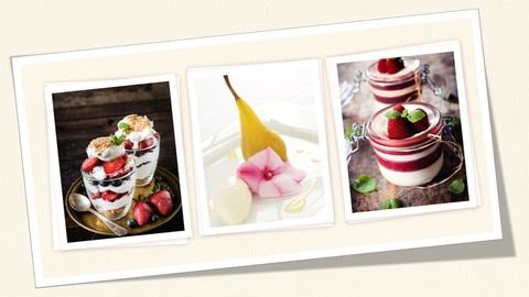 Easy, Healthy Sweets and Desserts: Cooking Lessons for Dad