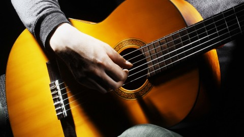 Learn Classical Guitar Technique and play