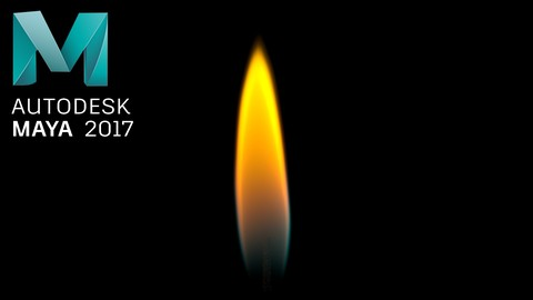 Maya FX_Simulate a Realistic Candle Flame_SoliBros